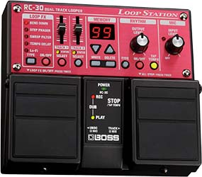 Boss RC-30 Guitar Pedal Loop Station