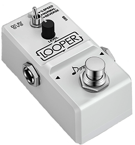 Donner Tiny Looper Guitar Effect Pedal