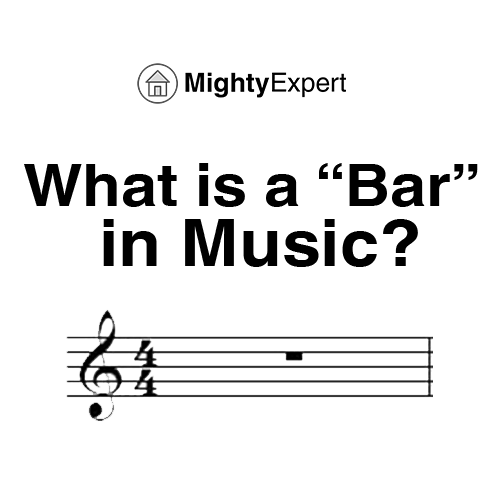 What is a bar in music?