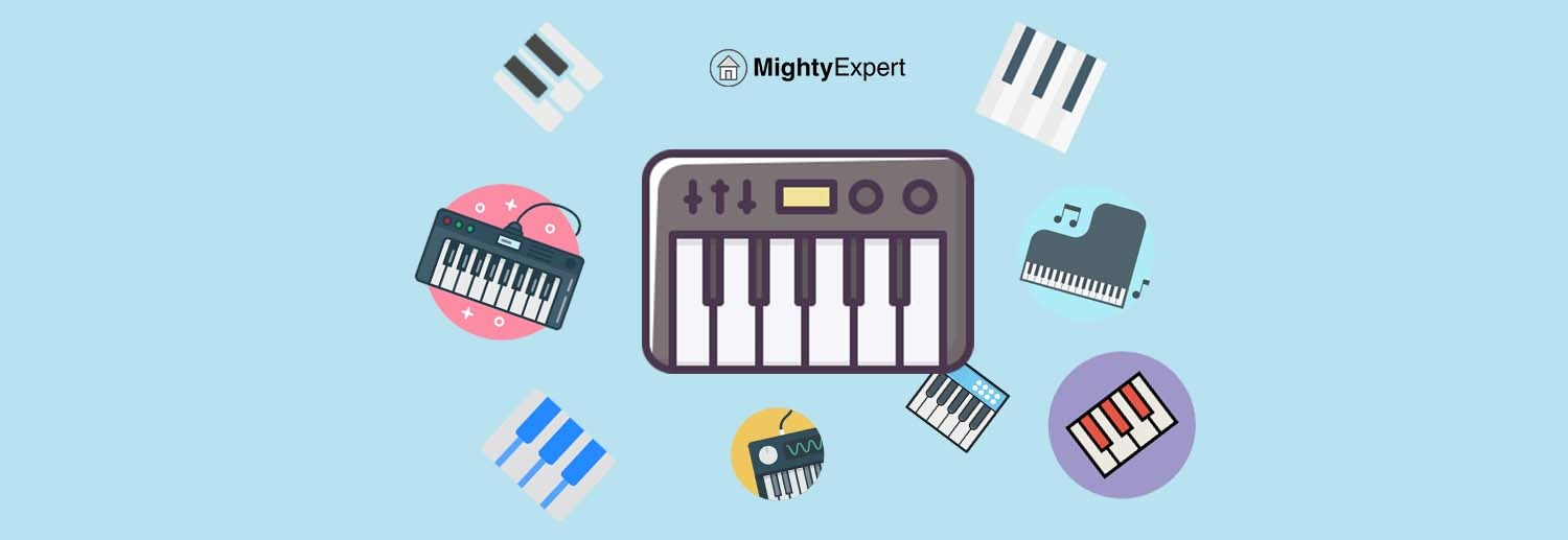 Best Digital Pianos Featured - MightyExpert