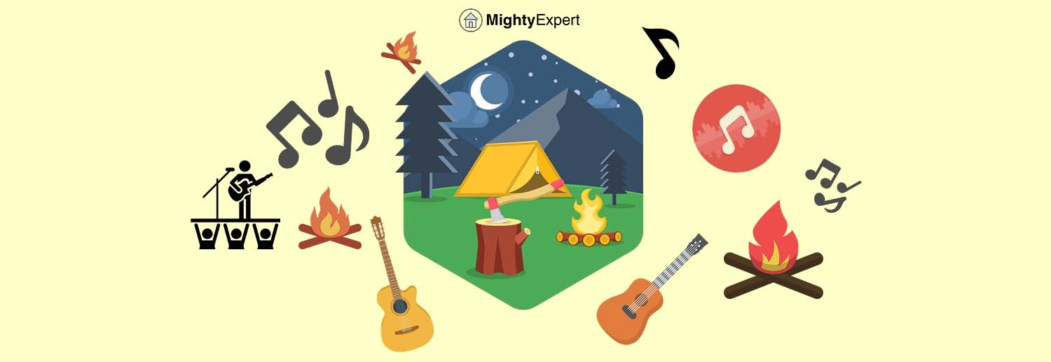 Guitar Campfire Songs Featured - MightyExpert