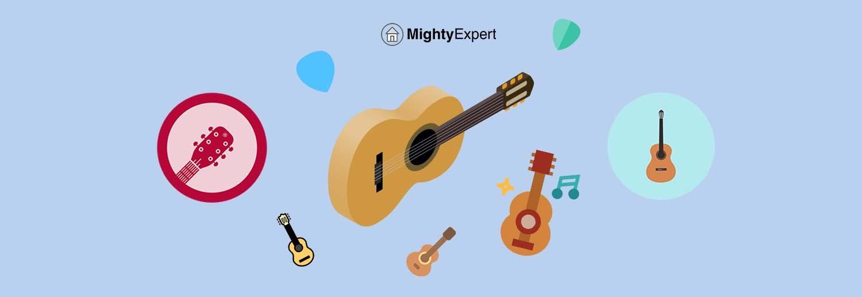 Best Classical Guitars - MightyExpert
