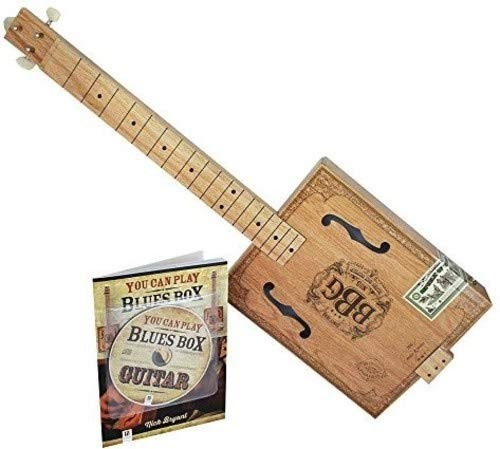 Acoustic Cigar Box Guitar Kit